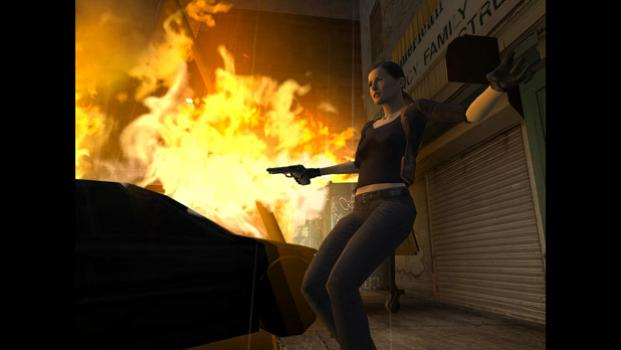 Max Payne II: The Fall of Max Payne on PC screenshot #4