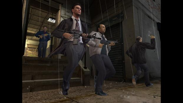 Max Payne II: The Fall of Max Payne on PC screenshot #2