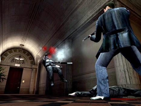 Max Payne on PC screenshot #4