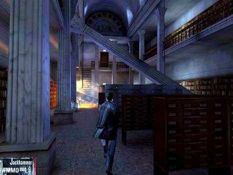 Max Payne on PC screenshot #2