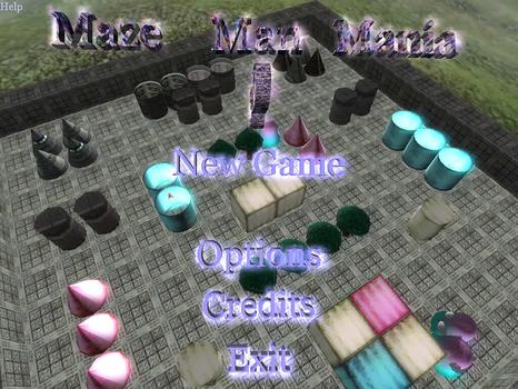 Maze Man Mania 3D on PC screenshot #4