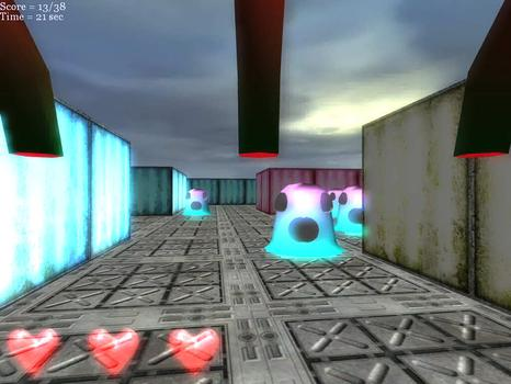 Maze Man Mania 3D on PC screenshot #2