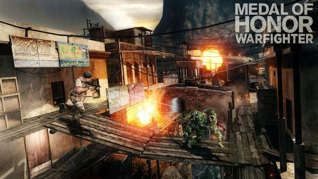 Medal of Honor: Warfighter - Zero Dark Thirty Map Pack (NA) on PC screenshot #3