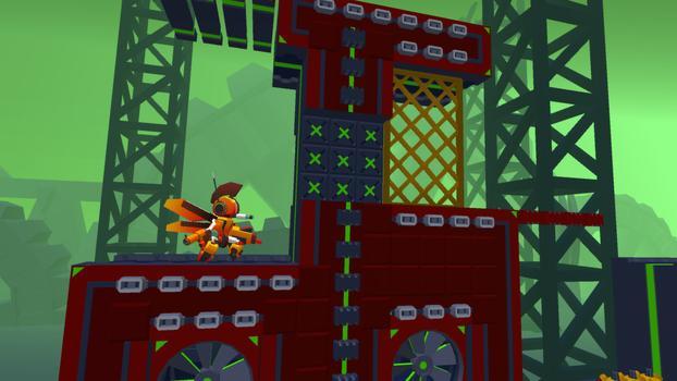 Megabyte Punch on PC screenshot #2