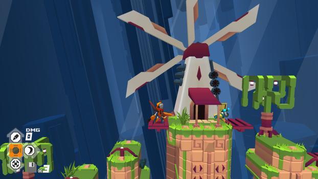 Megabyte Punch on PC screenshot #1