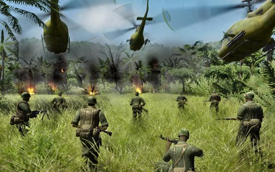 Men of War: Vietnam Special Edition on PC screenshot #2