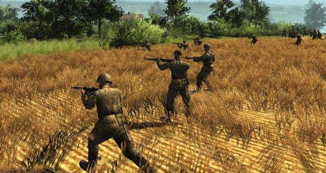 Men of War: Condemned Heroes on PC screenshot #2