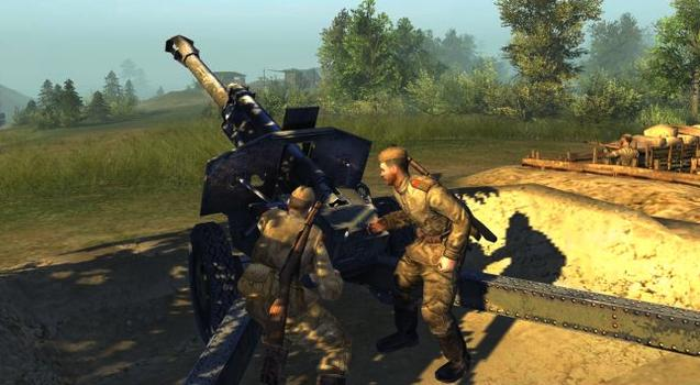 Men of War: Condemned Heroes on PC screenshot #1