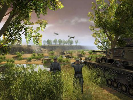 Men of War: Red Tide on PC screenshot #4