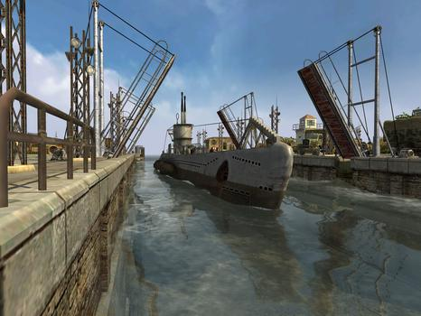 Men of War: Red Tide on PC screenshot #3