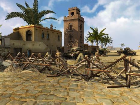 Men of War: Red Tide on PC screenshot #2
