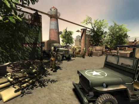 Men of War: Red Tide on PC screenshot #1