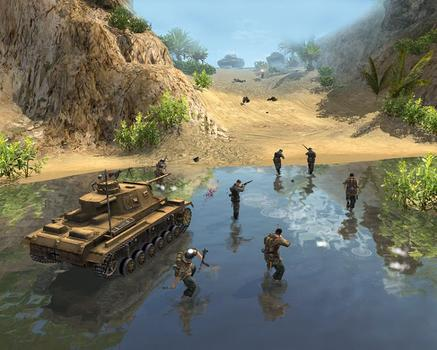 Men of War on PC screenshot #4