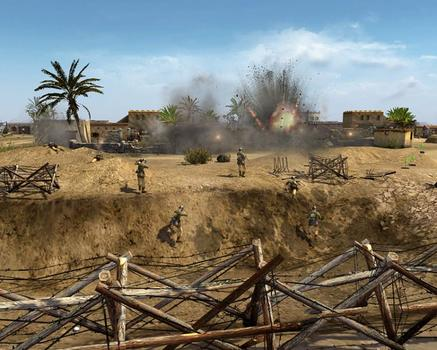 Men of War on PC screenshot #3