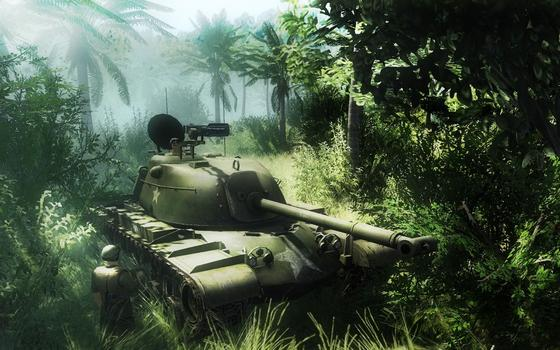 Men of War: Vietnam Special Edition on PC screenshot #7