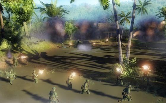 Men of War: Vietnam Special Edition on PC screenshot #5