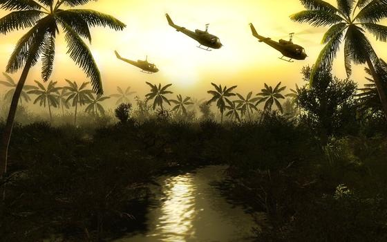 Men of War: Vietnam Special Edition on PC screenshot #4
