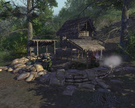 Men of War: Vietnam on PC screenshot #1