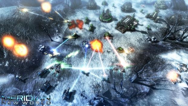 Meridian: New World on PC screenshot #5
