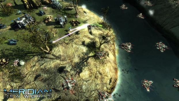 Meridian: New World on PC screenshot #4