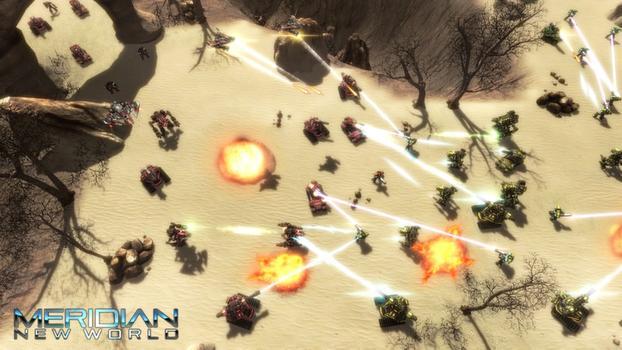 Meridian: New World on PC screenshot #3