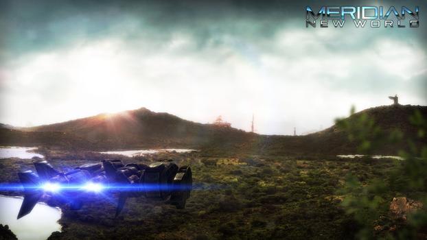 Meridian: New World on PC screenshot #2