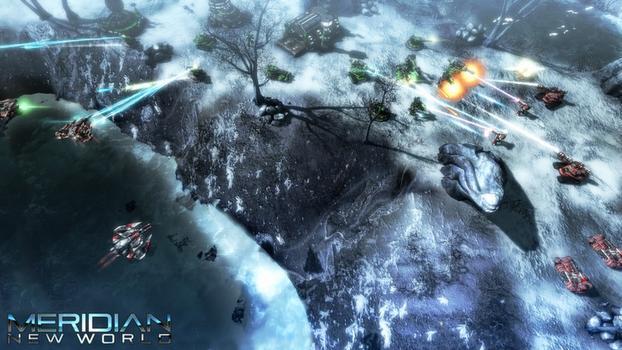 Meridian: New World on PC screenshot #1