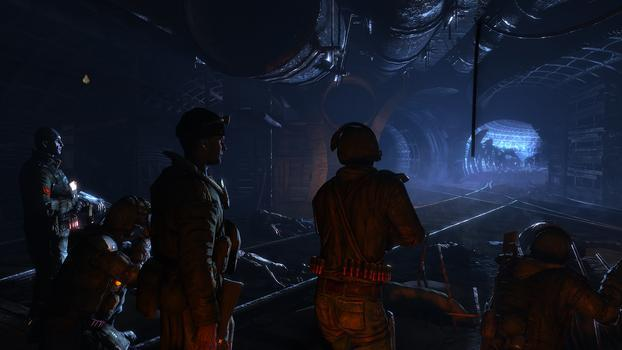 Metro 2033 on PC screenshot #1