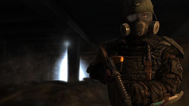 Metro 2033 on PC screenshot #2