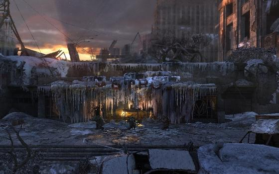 Metro 2033 on PC screenshot #5