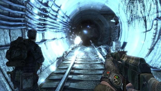 Metro 2033 on PC screenshot #6