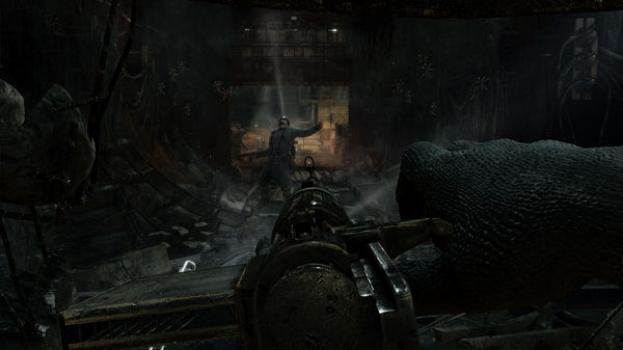Metro: Last Light on PC screenshot #7