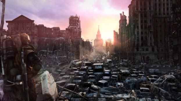 Metro: Last Light on PC screenshot #6