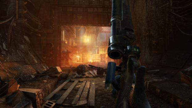 Metro: Last Light on PC screenshot #5