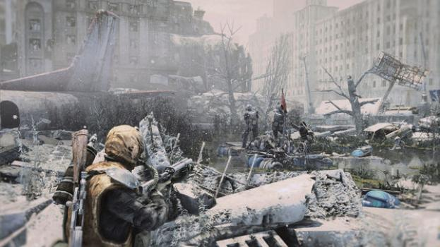 Metro: Last Light on PC screenshot #4