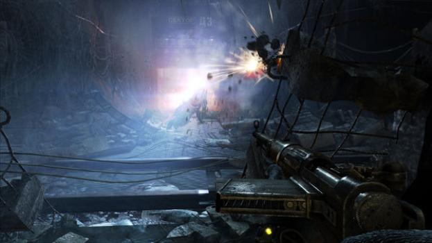 Metro: Last Light on PC screenshot #3