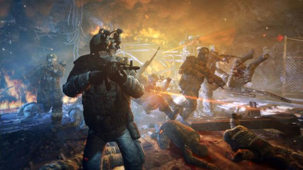 Metro: Last Light on PC screenshot #2