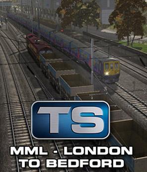 Train Simulator: Midland Main Line: London-Bedford Route Add-On