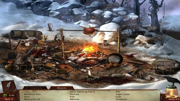 Midnight Mysteries 2: Salem Witch Trials on PC screenshot #2