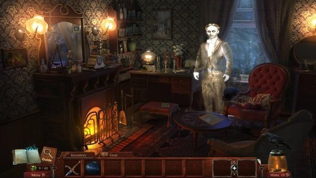 Midnight Mysteries 4: Haunted Houdini on PC screenshot #4