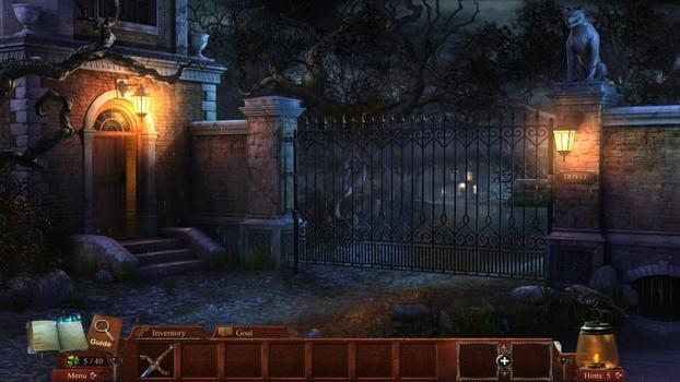 Midnight Mysteries 4: Haunted Houdini on PC screenshot #3