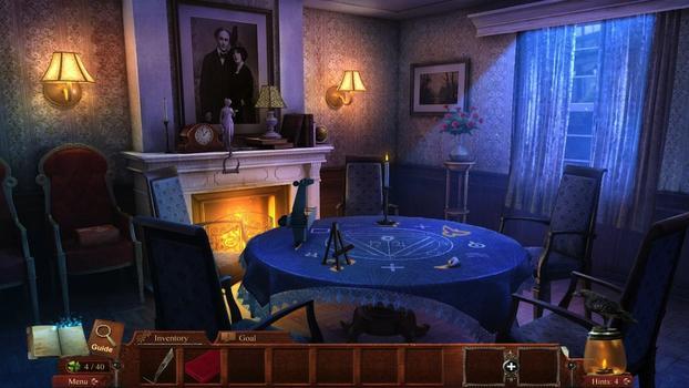 Midnight Mysteries 4: Haunted Houdini on PC screenshot #1