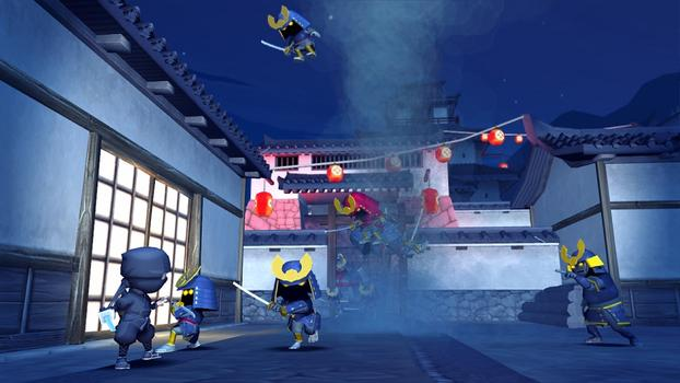 Mini Ninjas on PC screenshot #1