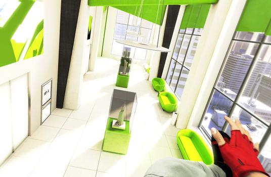 Mirror's Edge (NA) on PC screenshot #4
