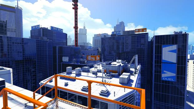 Mirror's Edge (NA) on PC screenshot #2