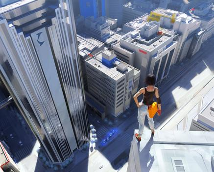 Mirror's Edge (NA) on PC screenshot #1
