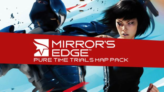 Mirror's Edge Pure Time Trials Map Pack (NA) on PC screenshot #1