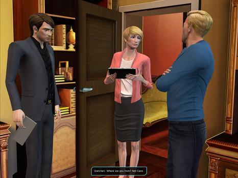 Moebius on PC screenshot #12
