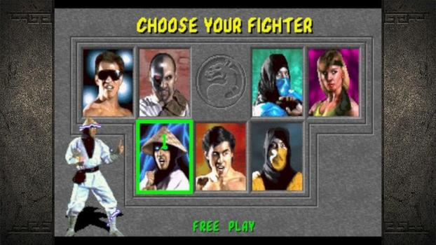 Mortal Kombat: Arcade Kollection (NA) on PC screenshot #3