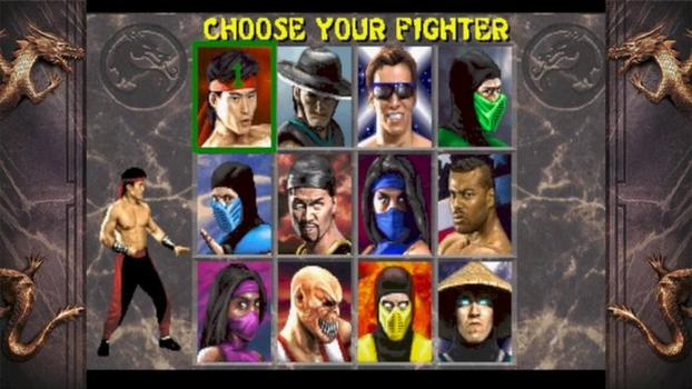 Mortal Kombat: Arcade Kollection (NA) on PC screenshot #2